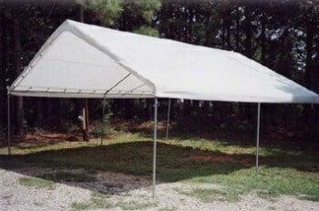 20'x20' frame canopy