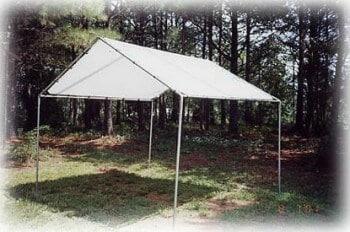 10'x10' frame canopy