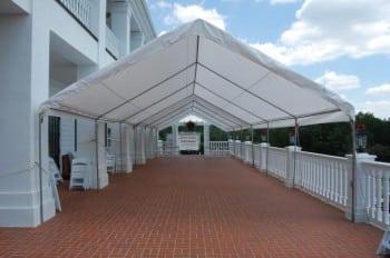 20'x60' frame canopy