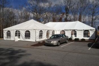 30'x30' and 30'x60' frame tents
